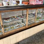 水田食堂 - こちらから好きなものを選択。 値段は表示されていなかった^^; 詳しくは店主さんにお聞き下さい。