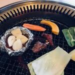 焼肉の栄亭 - 料理写真: