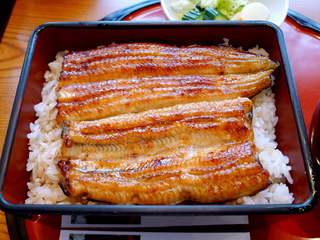 藍の家亭 - 国産ブランド養殖鰻「坂東太郎」を贅沢に味わう
