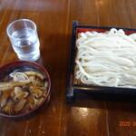 田舎うどん 吾作 - 料理写真:きのこ汁うどん