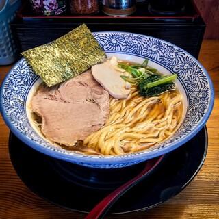 麺匠而今 - 料理写真:醤油ラーメン