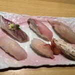 いきいき亭 - 握り寿司
