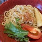 えびそば えび助 - 料理写真:麺
