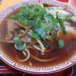 中華そば 麺屋7.5Hz - 料理写真:中華そば 中