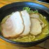 極楽鳥 - 料理写真:こってり塩ら~めん780円