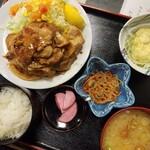137212278 - ◆「焼肉定食」