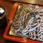 そば処 わこう - ざる蕎麦大盛り 710円