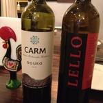 マヌエル・シュラスケリア - ポルトガルワイン 赤2種