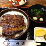 13722954 - うな丼・特上(2,900円)