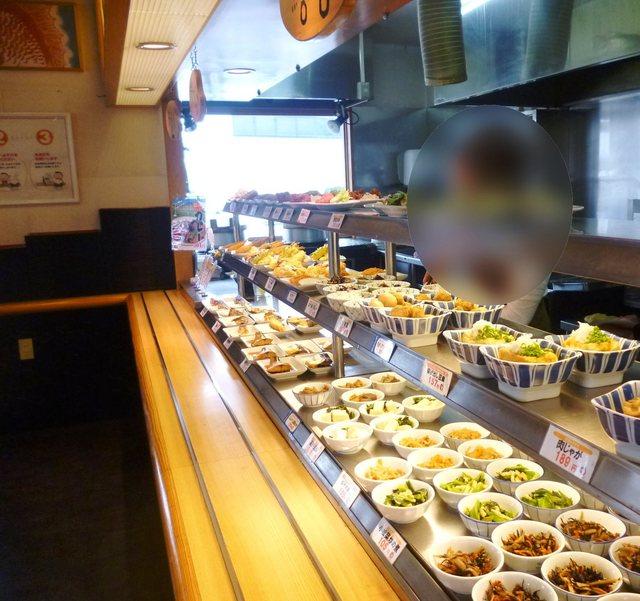 豊科食堂 (まいどおおきに食堂...