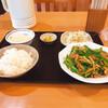 中国料理長城 - 料理写真:青椒肉絲定食