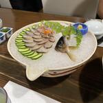 創作川魚料理 料亭 龍泉荘 -