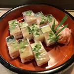 137221237 - さば寿司ハーフ