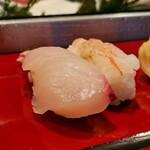 寿司栄 - ぷりっぷり 新鮮( ゚Д゚)ウマー