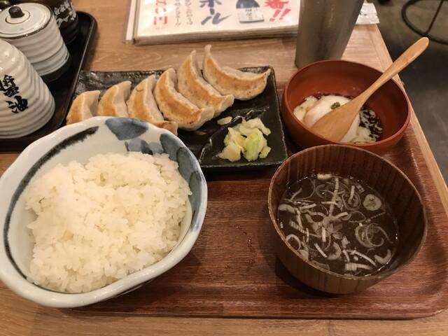 肉汁餃子のダンダダン 武蔵境店の料理の写真