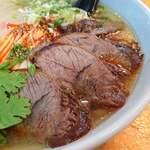 2020蘭州牛肉麺 - 牛肉もたくさん