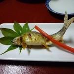 原養魚場 - 鮎料理 塩焼