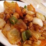 中華料理 大陸 -