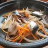 いわしのや平 - 料理写真:いわしのちゃんちゃん焼き