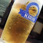 13725425 - 生ビール(中) ¥270