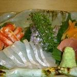 寿司処匠 - 料理写真:お刺身盛