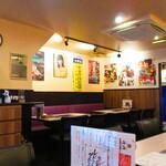 焼肉UMAMI - 【2020年9月24日】店内写真。