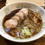 甚五郎らーめん - チャーシュー麺