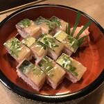 137255643 - さば寿司ハーフ(1,300円)