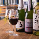 祖師ヶ谷バル haracucci - 山形ワイン