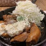 東京トンテキ - 肉厚でビックリ!!興奮する!!