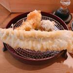 百舌亭 - 穴子、かしわ、椎茸