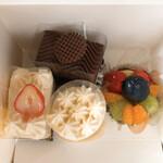 ケーキのお店 おやつ - 料理写真: