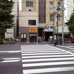 13727477 - 三ノ輪駅の入り口。