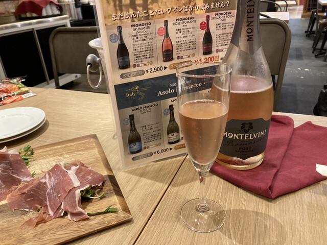 MEAT&WINE ワインホールグラマー 大崎の料理の写真