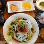 バランタイン - 和膳ランチ1,540円
