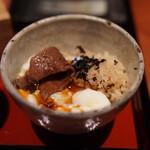 とっぴんぱらりのぷ - トリュフご飯