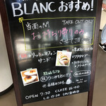 Café BLANC -