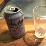 広島焼 勝成 - ノンアルコール(税込) 350円 (2020.09.21)