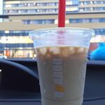 ドトール コーヒー ショップ - ドリンク写真:タピオカミルクティ