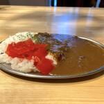 ビーフ キッチン スタンド - ミニカレー(275円)