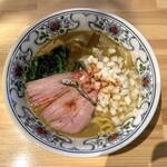 ビーフ キッチン スタンド - すごい煮干しラーメン(858円)