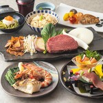 日本料理 しゃぶしゃぶ 鉄板焼 有馬 - 忘新年会プラン(鉄板焼)