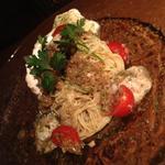 喃喃 - 大人気の岩牡蠣のカッペリーニ