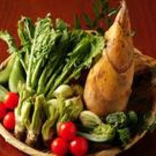安心安全、契約農家から届く採れたて野菜