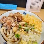 四代目横井製麺所 - 料理写真: