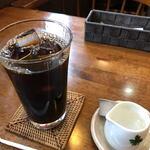 グリーングラス - アイスコーヒー