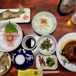 松代屋旅館 - 料理写真: