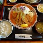 13730068 - ヘルシー盛合定食(1449円)