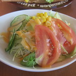 Cafe Capable - セットのサラダ
