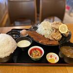 わんぱく料理 1-89JACK - 料理写真:やんちゃ定食